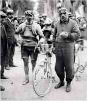 jean rossius at 1920 tour de france