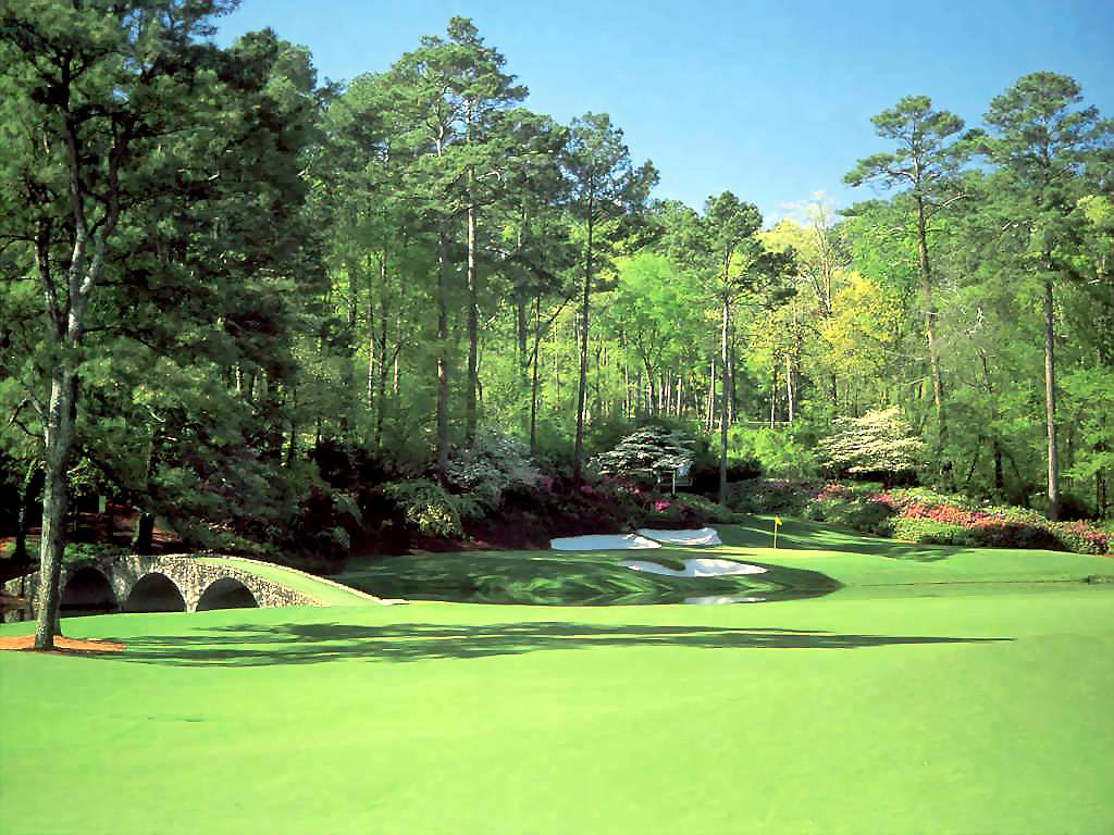 Golf Augusta National 13