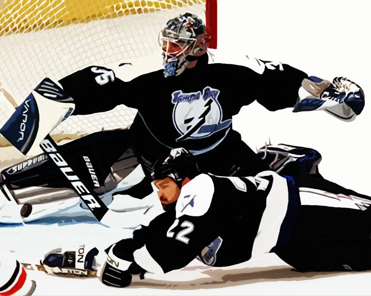 2004 Flyers Vs Lightning