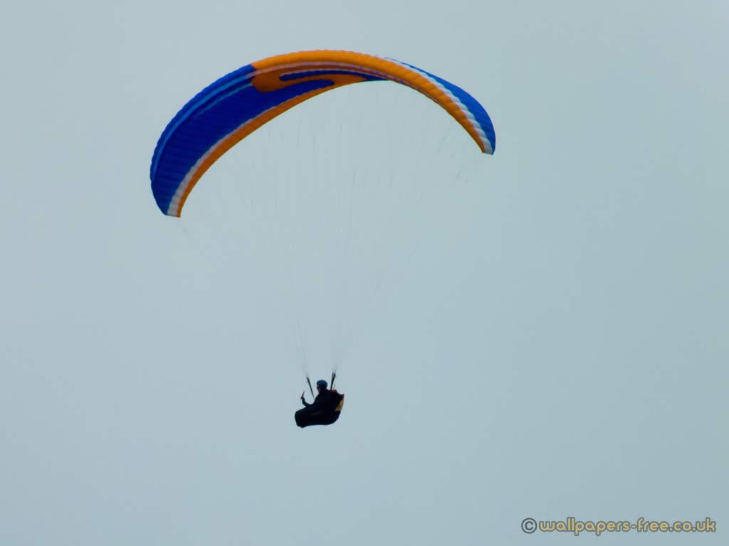 paraglider - paragliding wallpaper