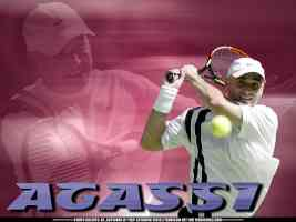 Andre Agassi Cool Wallpaper