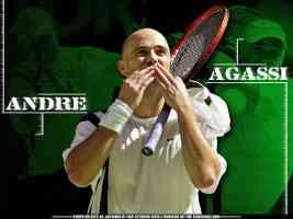 Andre Agassi Wallpaper