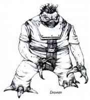 a drovian from nim drovis