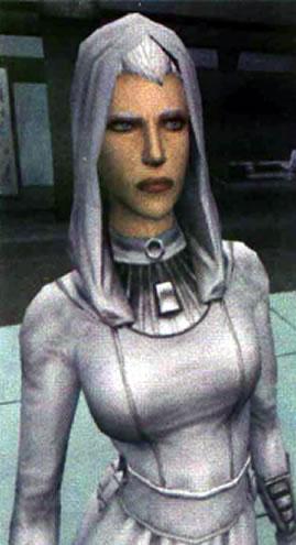 Echani Handmaiden - Star Wars Characters