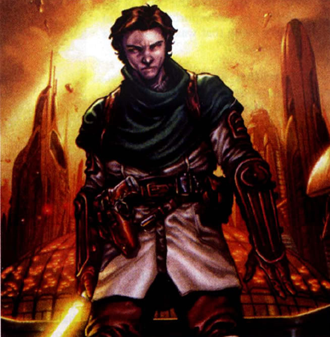 Zayne Carrick Star Wars Characters