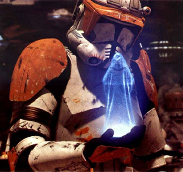 Clone Commander Cody Gets Order 66 Star Wars Clones