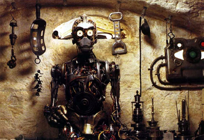 C3p0 Without Outer Shell