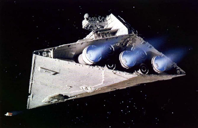 Devastator Imperial Class Star Destroyer Star Wars Spaceships