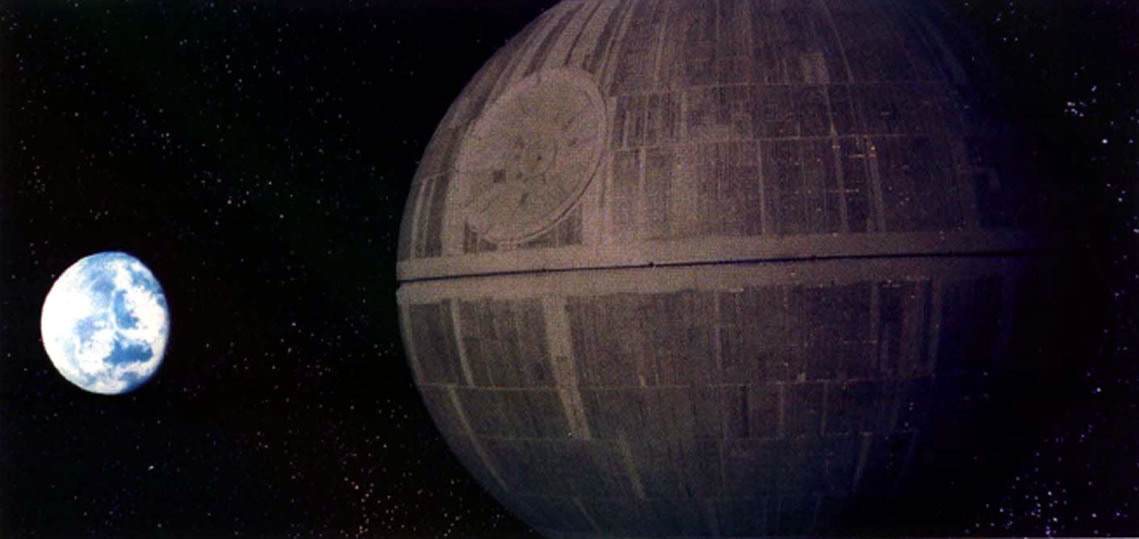 gallery for star wars death star wallpaper
