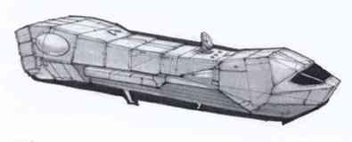 carrack class cruiser