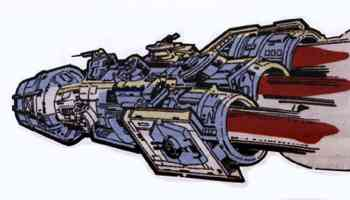 corellian gunship