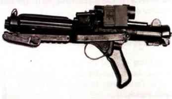 e11 blaster rifle