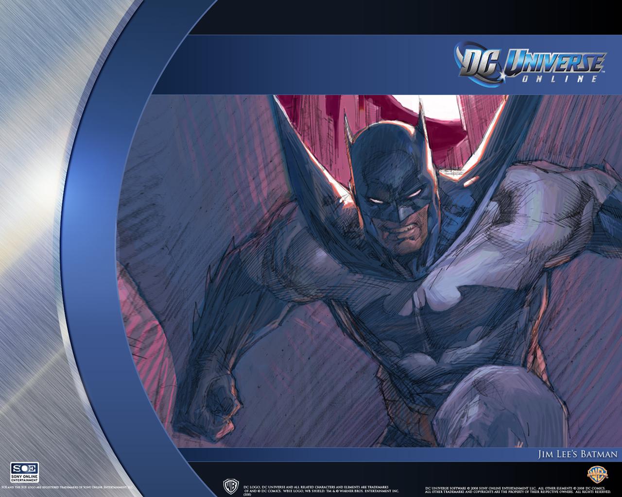 Jim Lees Batman