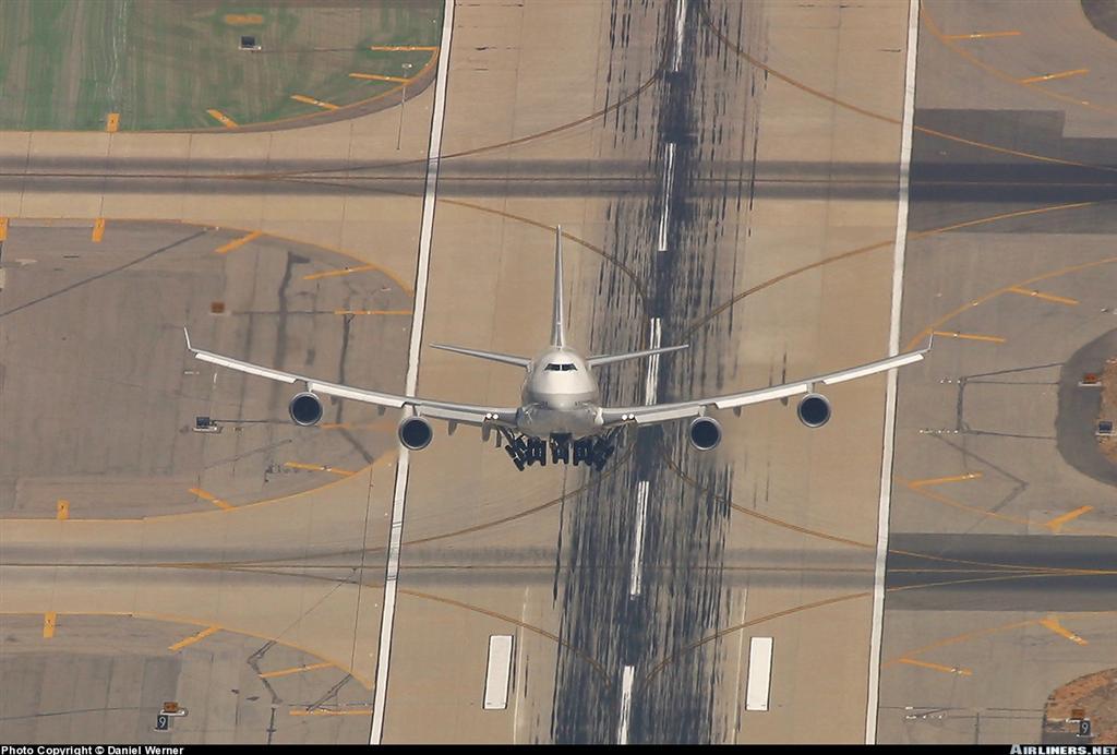 747 Straight Up
