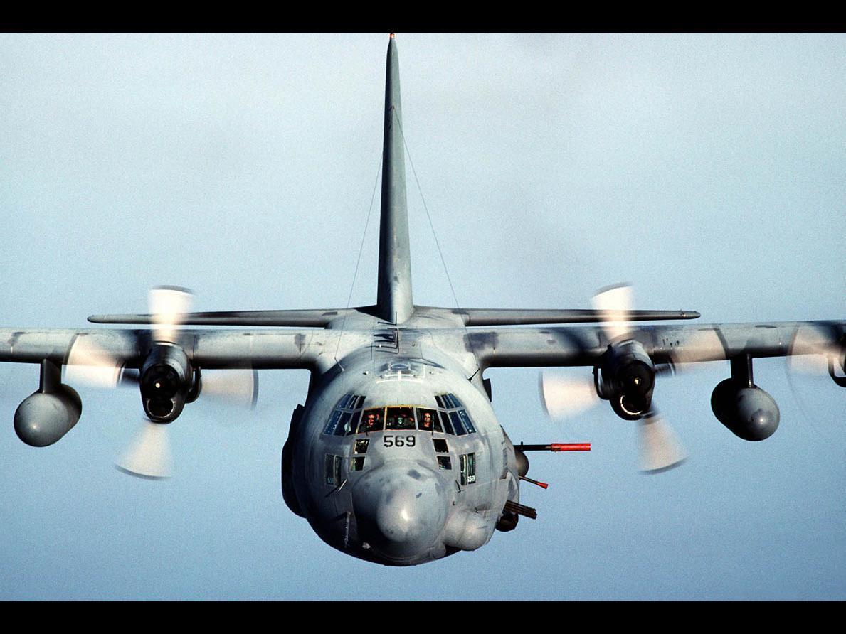 AC 130H Spectre Ken F An Loc 72