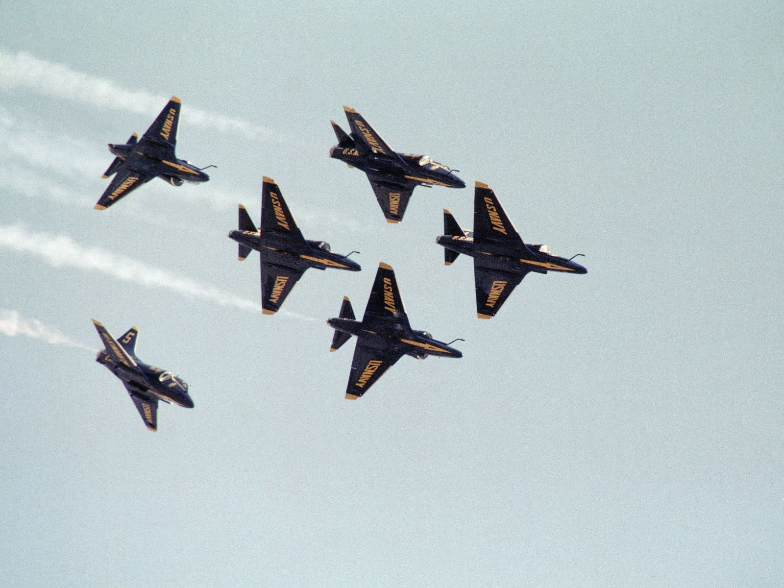 Blue Angels Skyhawk