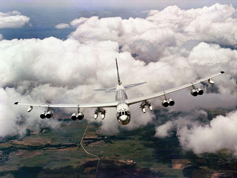 Boeing B 52 Stratofortress Bomber