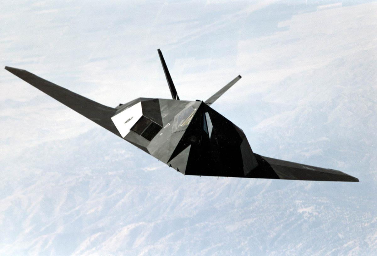 F 117 Nighthawk