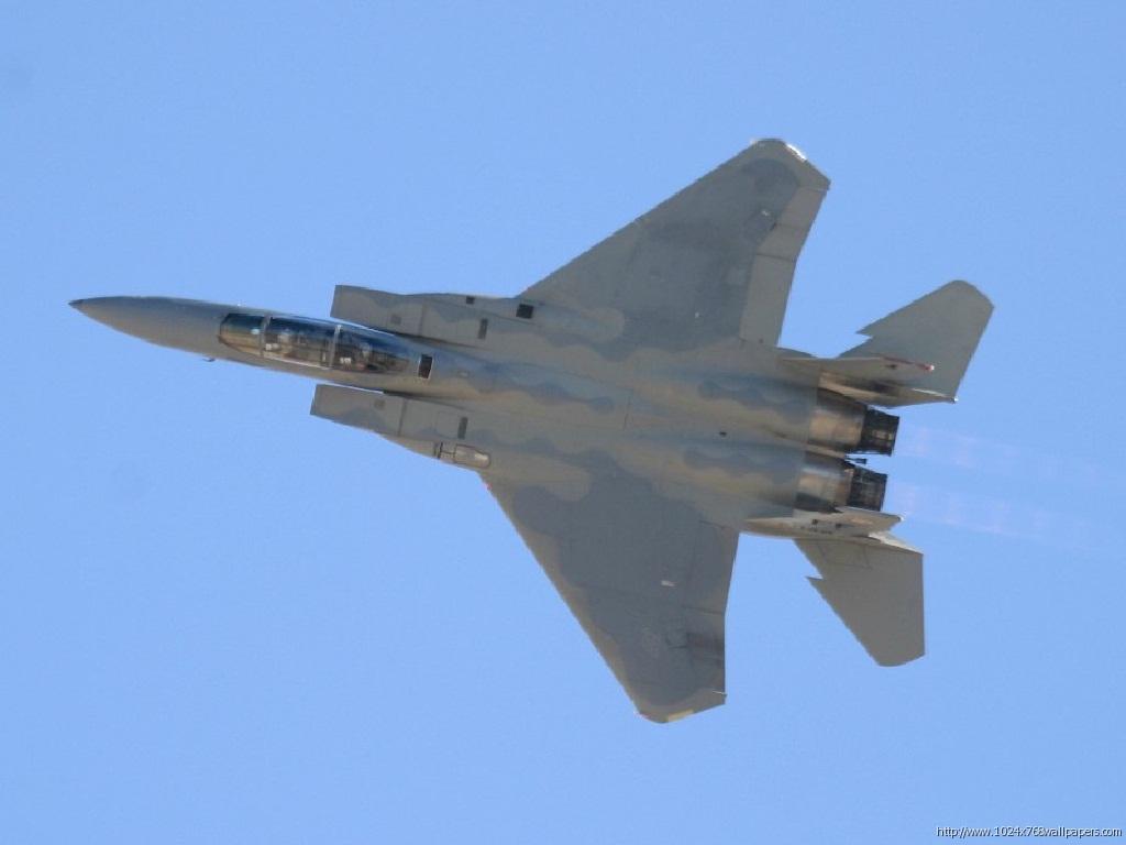 F 15E Eagle