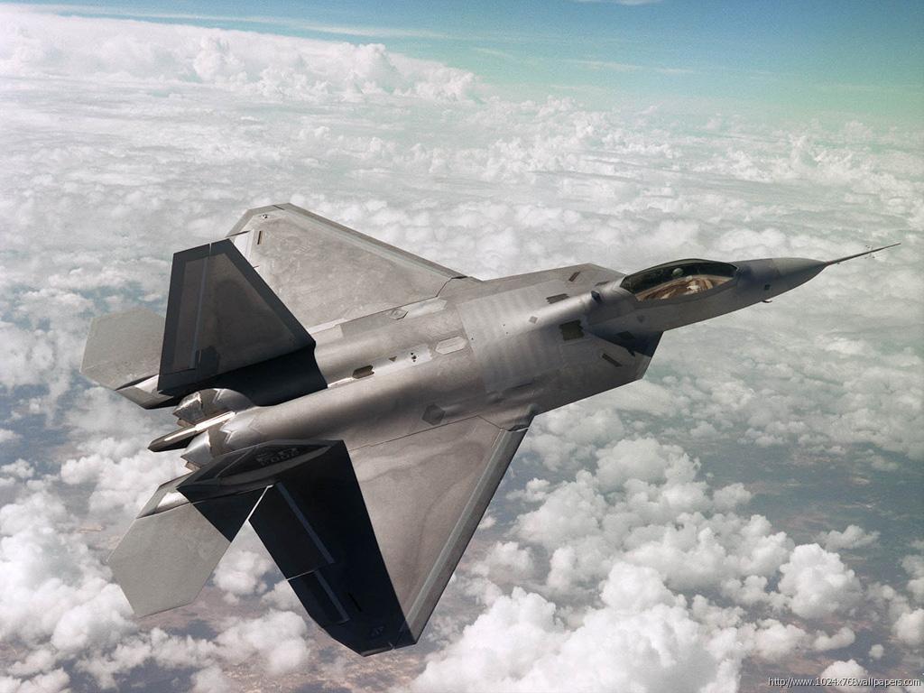 F 22 Raptor 12