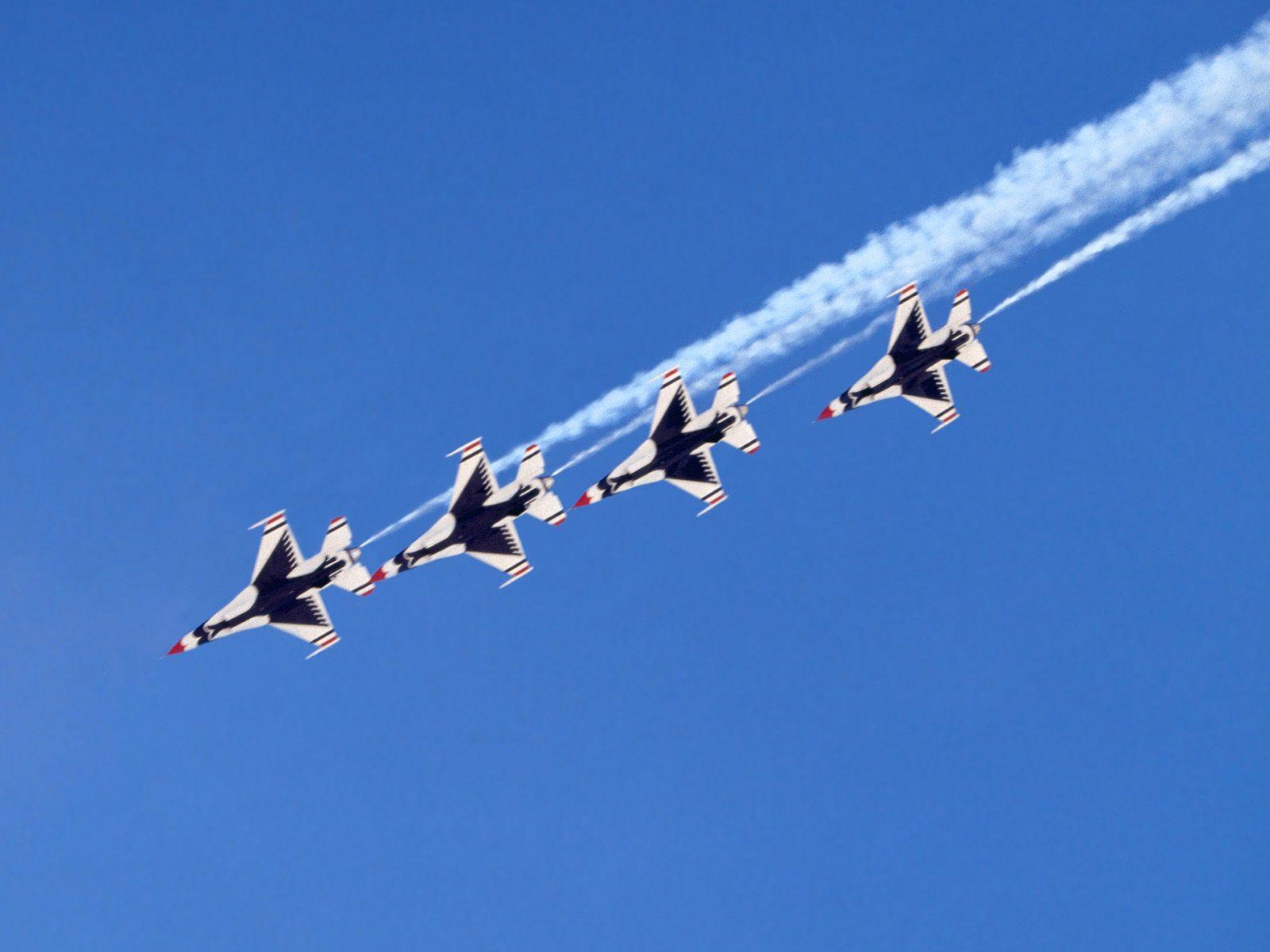 Follow The Leader Thunderbirds
