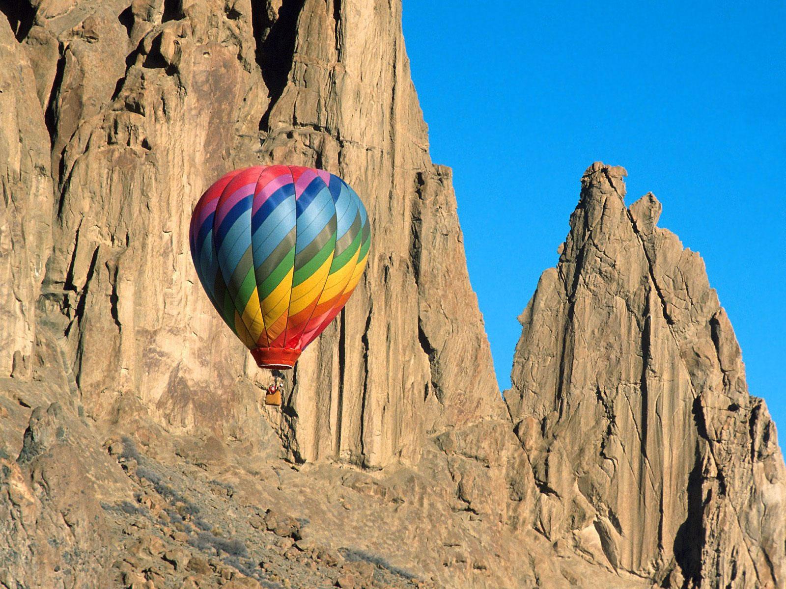 Hot Air Ballooning New Mexico