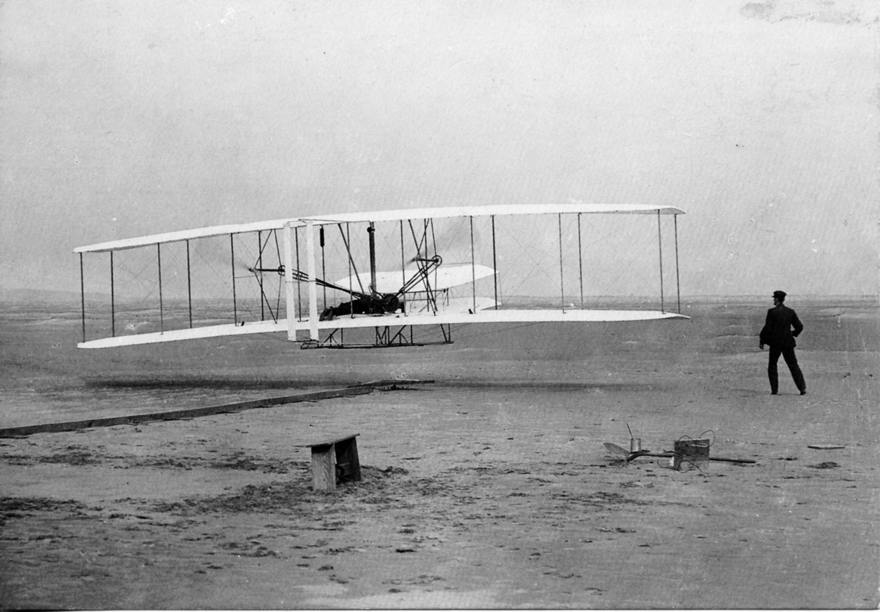 Kitty Hawk Wright Flyer 1913