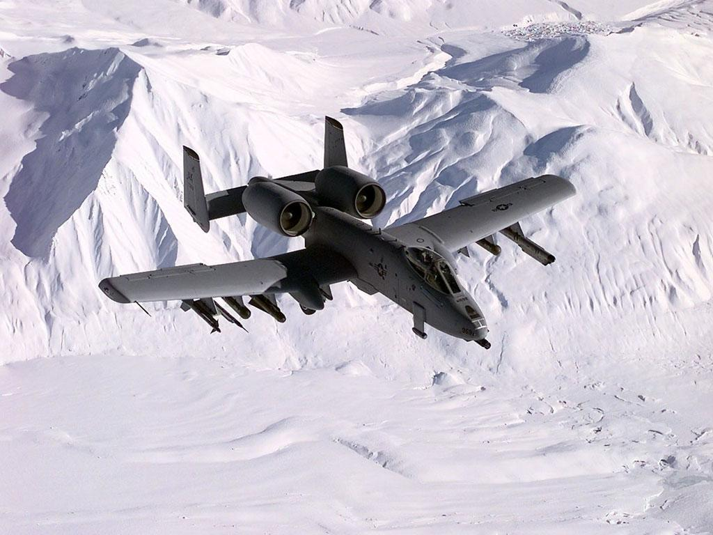 Thunderbolt Over Snow