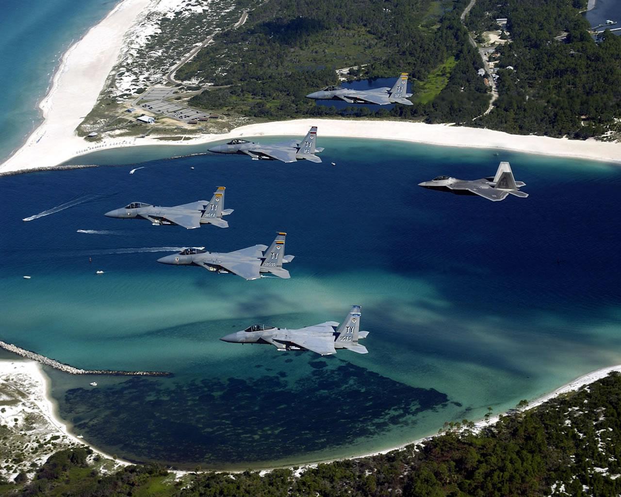 F 15 Eagle 7