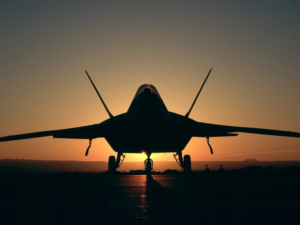 F22 Raptor Fighter Planeb