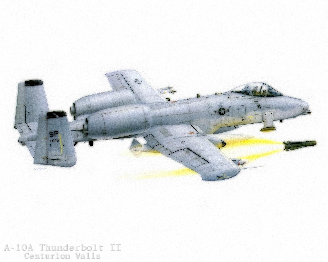 Fairchild A10a Thunderbolt