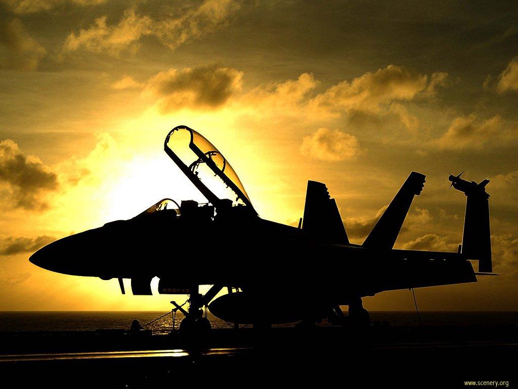 Hornet Sunset