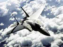 F 15 AboveClouds
