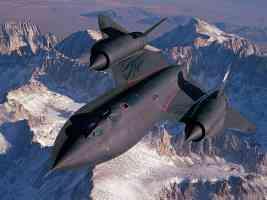 sr71 reconnaissance plane