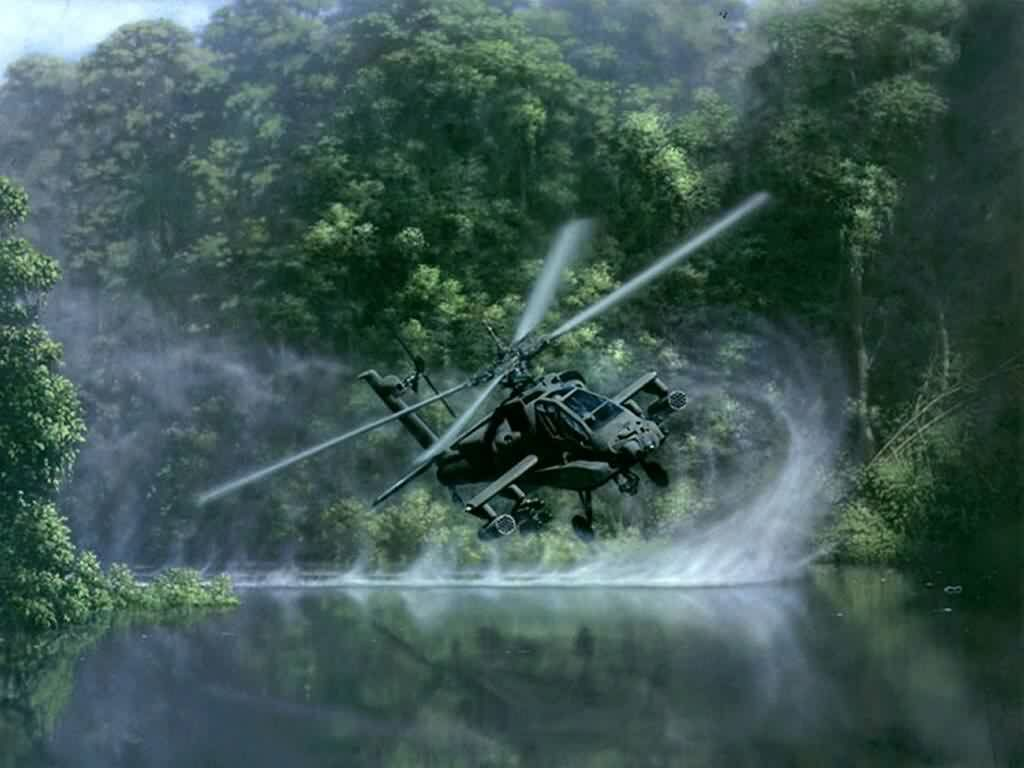 Vietnam Jungle Chopper