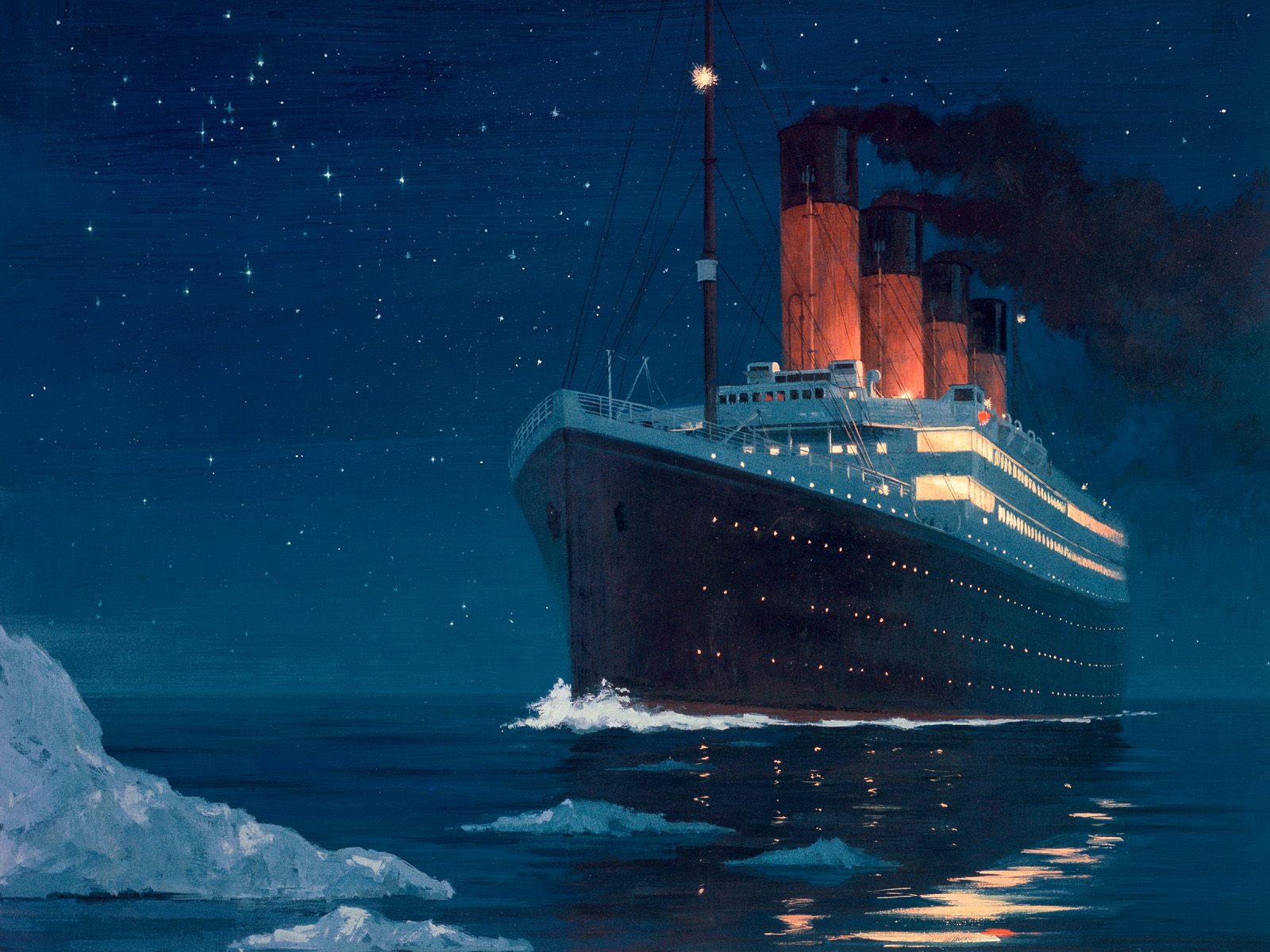 The Titanic Gordon Johnson