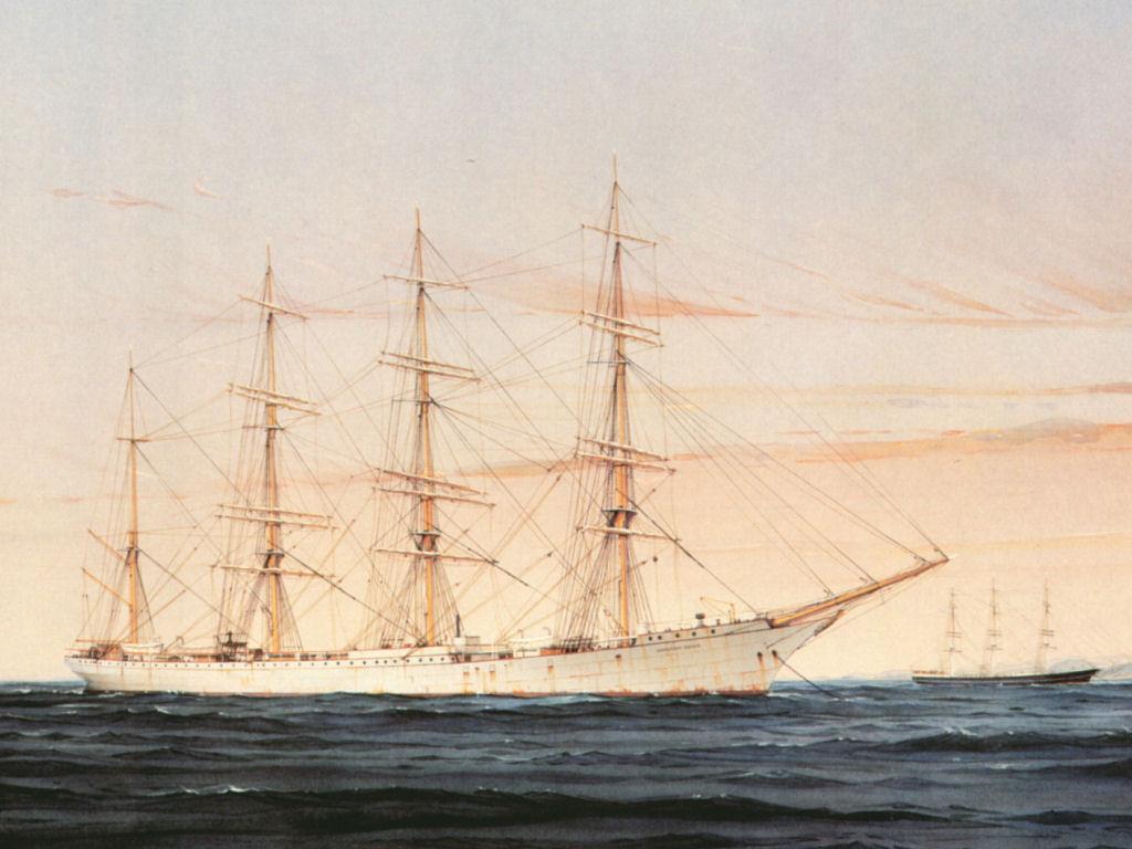 Cornelis De Vries Boat Art
