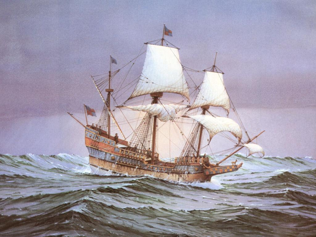 De Vries Painting