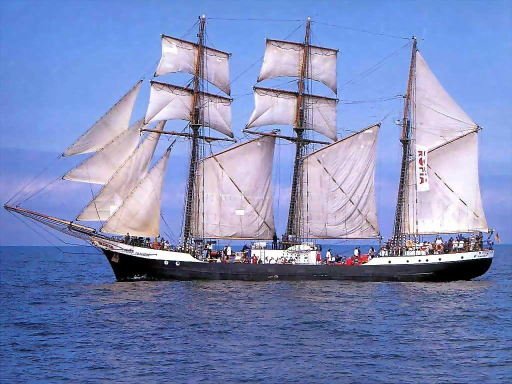 Fridtjof Nansen Tallship