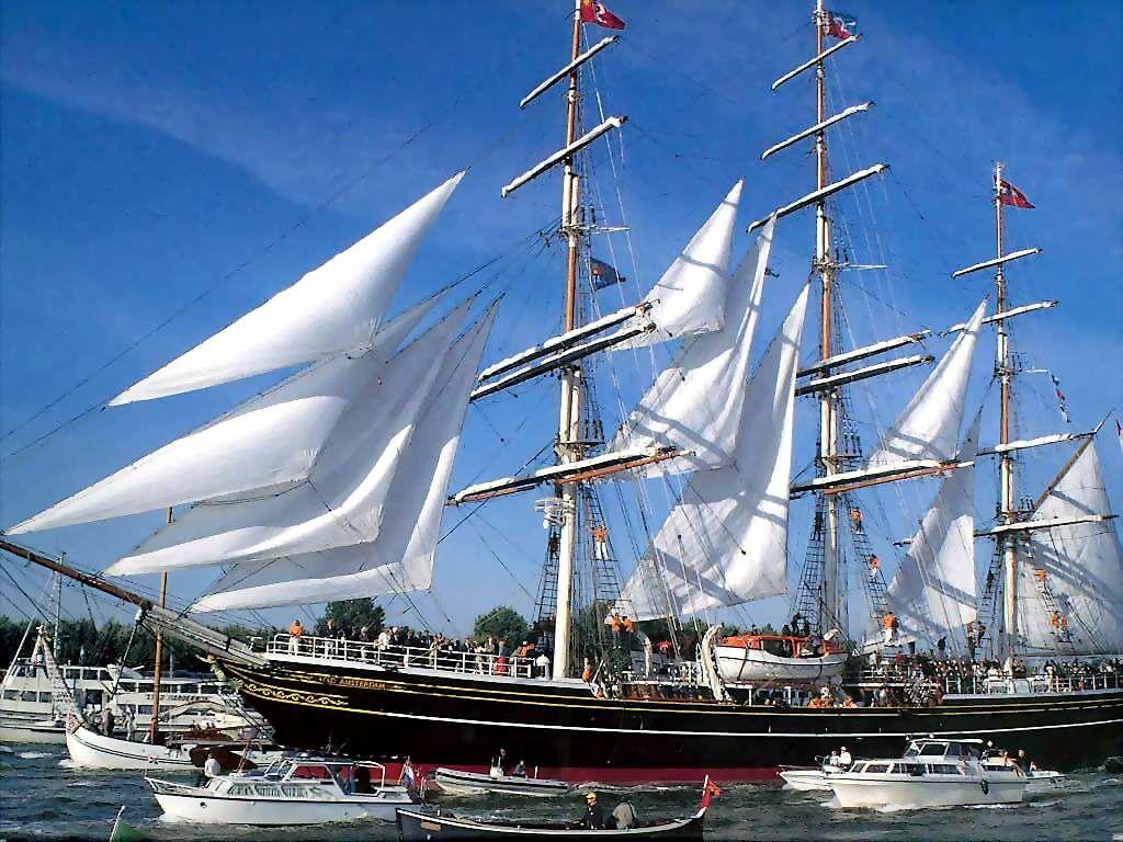 Stad Amsterdam Tallship