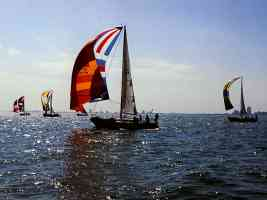 chicago to mackinac race on lake michigan