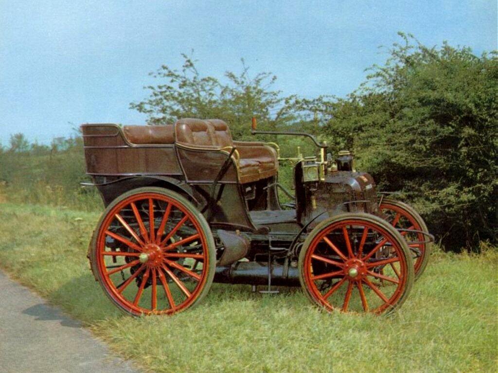 1897 Coventry Daimler