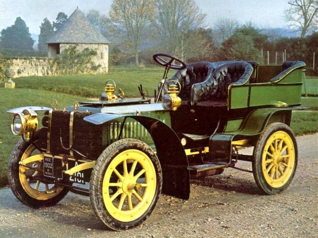 1902 De Dietrich - Cars Wallpaper