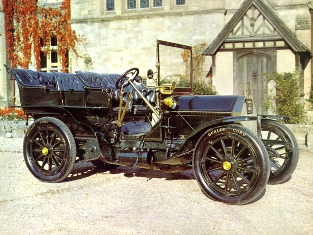 1903 Mercedes