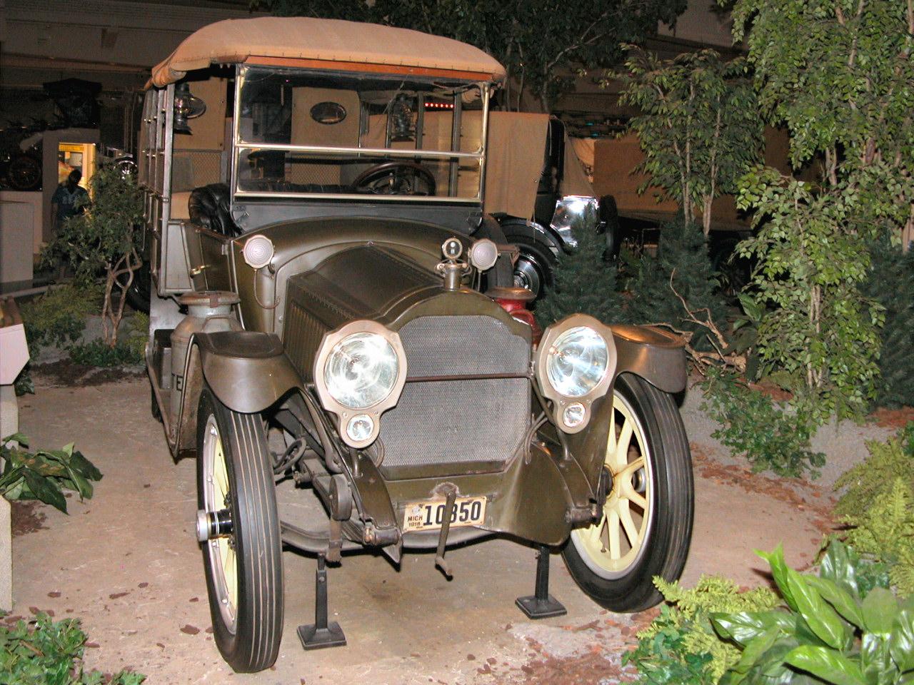 1916 Packard Camp Truck Personal Car Of Henry B Joy President Of Packard Motors Rfv H Ford Museum N
