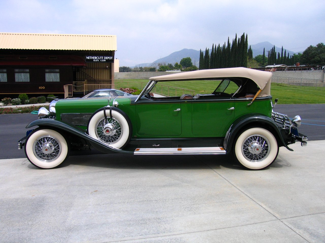 1934 Duesenberg Model J Dual Cowl Phaeton By Murphy Lsv