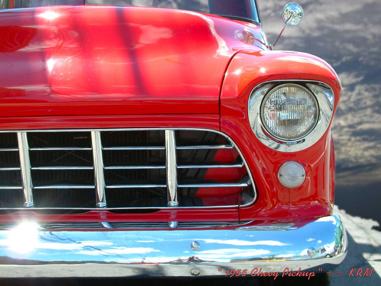 1955 Chevy Pickup