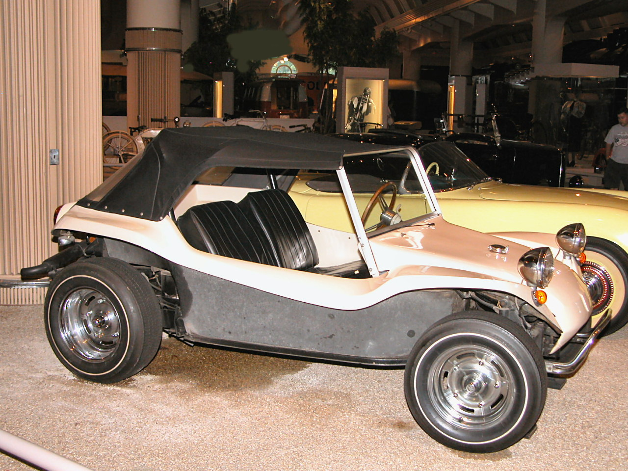 1970 Meyers Manx Dune Buggy Built By David Van De Grift Fsvr H Ford Museum N