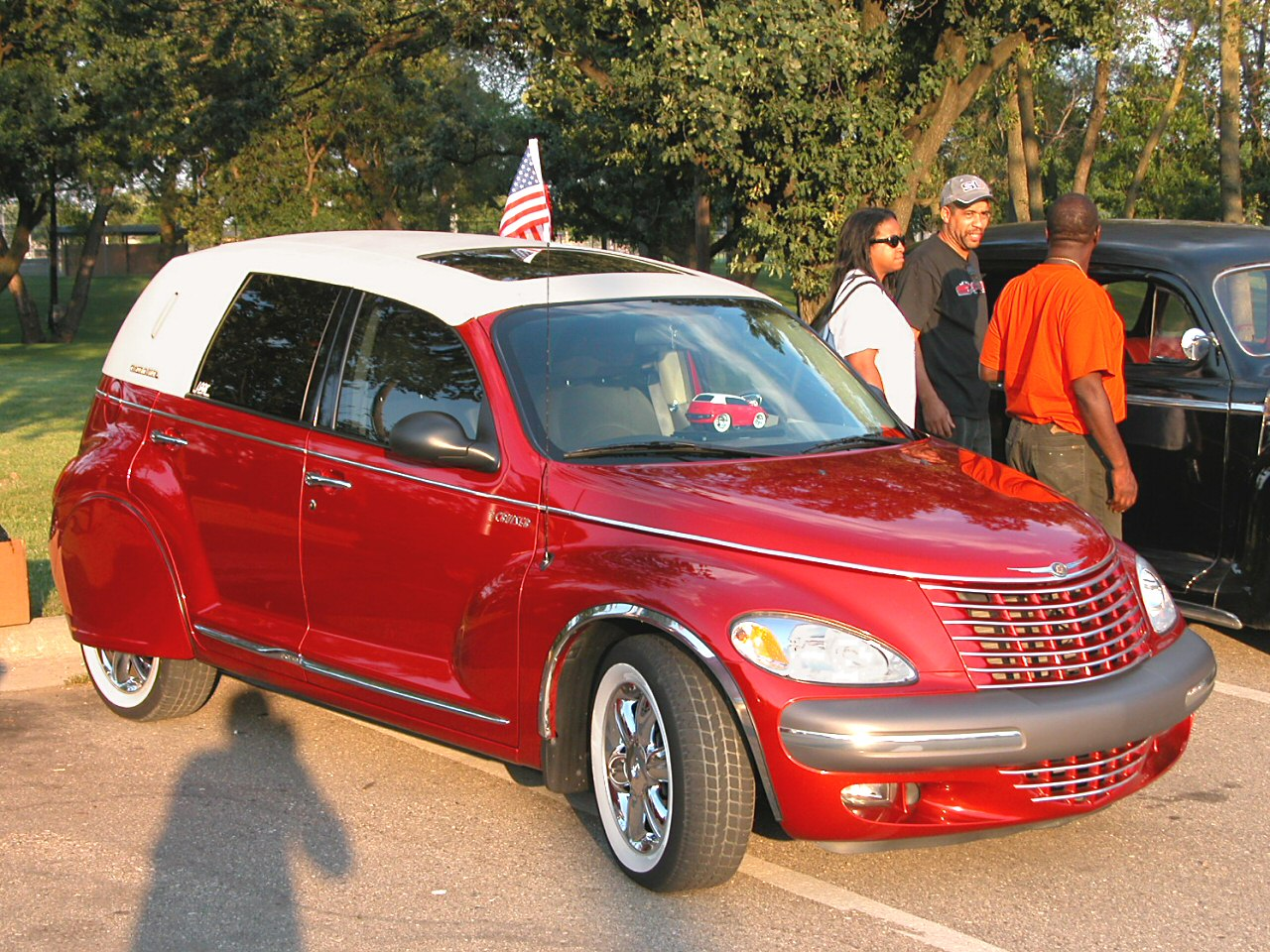 Chrysler PT Cruiser Custom