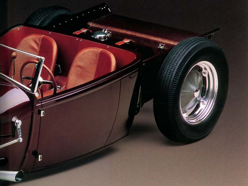 Hot Rods 1929 Ford Roadster Pickup 2